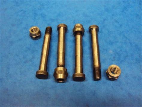 Conrod Bolt Nut T Kijang genuine triumph conrod bolt set e 6576 pre unit 500 650