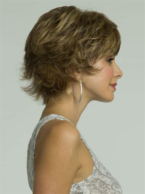 easy medium haircuts for thin hair 16 head turning chic medium wavy hairstyles wigs