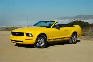 2005 Ford Mustang Convertible 2005 Ford Mustang V6 Convertible Wallpaper Dow 858