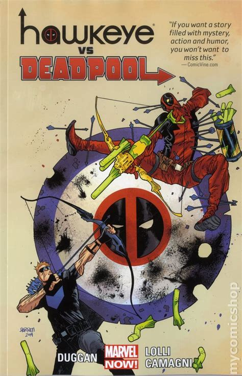 hawkeye vs deadpool hawkeye vs deadpool tpb 2015 marvel comic books