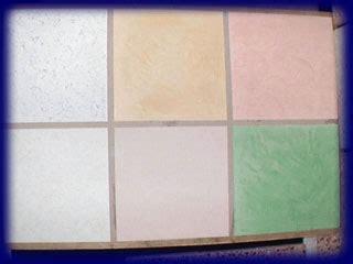 tinte per interni di tendenza colori