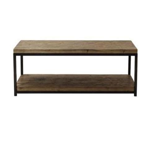 home decorators coffee table home decorators collection sylvan natural coffee table