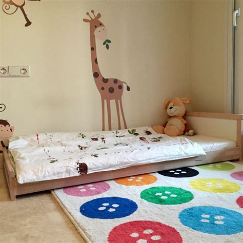 montessori bedroom baby 25 unique montessori room ideas on pinterest montessori