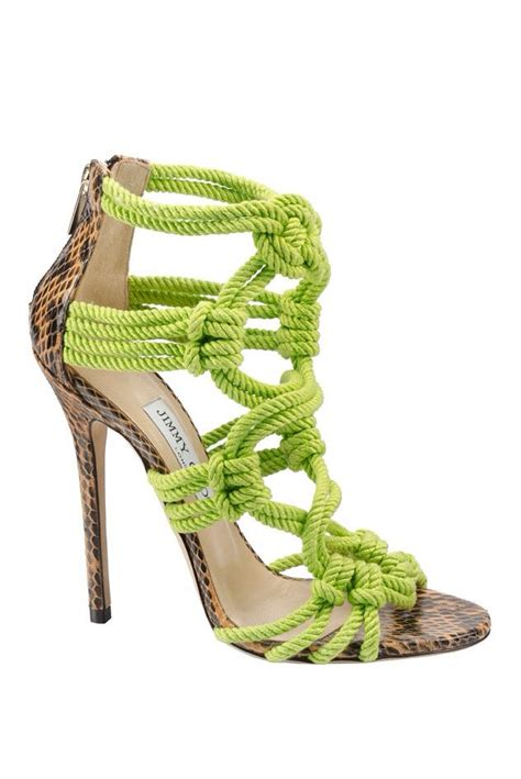 lime green high heel sandals 416 best jimmy choo images on shoes