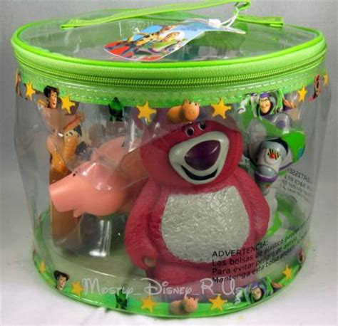 toy story 3 bathroom new disney store toy story 3 6 pc bath toys set lotso buzz bullseye woody jessie ebay