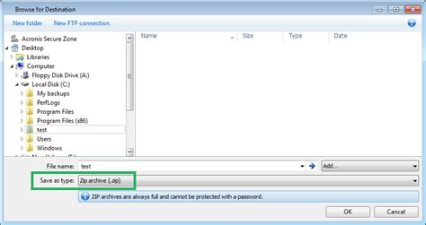 format file backup acronis true image 2014 file versions in file backup in