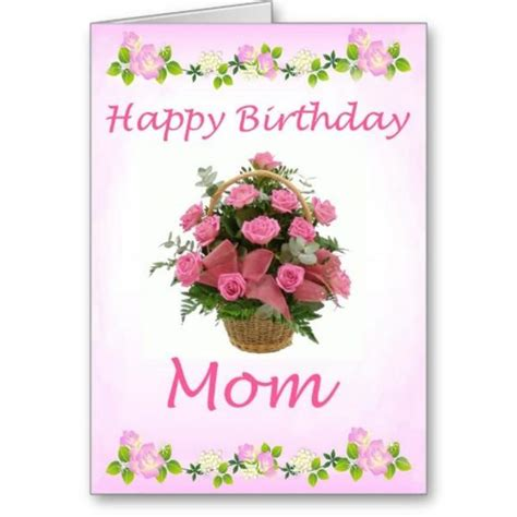 printable happy birthday mother cards best printable birthday cards for mom studentschillout