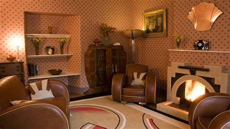 1930s Interiors Weren't All <a  href=