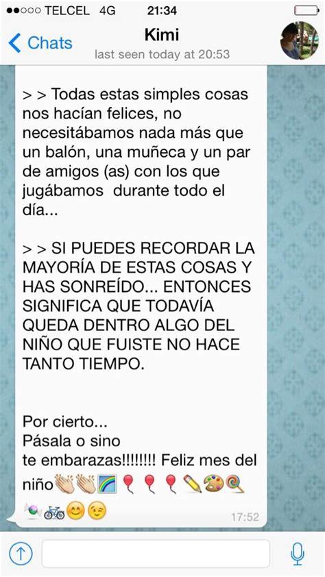 cadenas hot para fb los 33 mejores whatsapps de madres