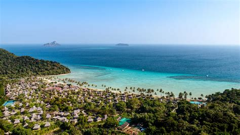 best hotel on phi phi island phi phi island resort a kuoni hotel in koh