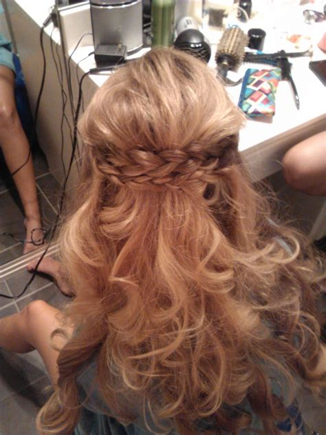 hairstyles for school ball 169 best hair styles for your school ball images on