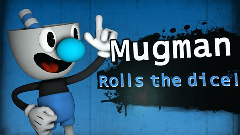 Smash Intro Card Template by Smash 4 Newcomer Mugman By Fzone96 On Deviantart