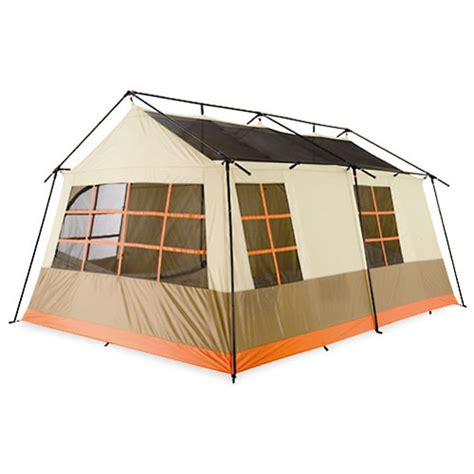 Ozark Trail 3 Room Cabin Tent by Ozark Trail 14 X 10 3 Room Tent Cabin Walmart