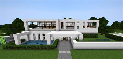Plantation Floor Plans by 20 Modern Minecraft Houses Nerd Reactor