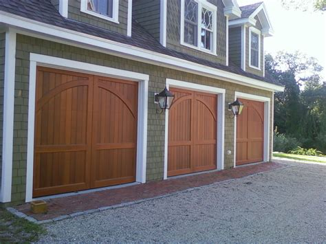 Wood Carriage House Garage Doors Bradco Custom Built Carriage House Doors