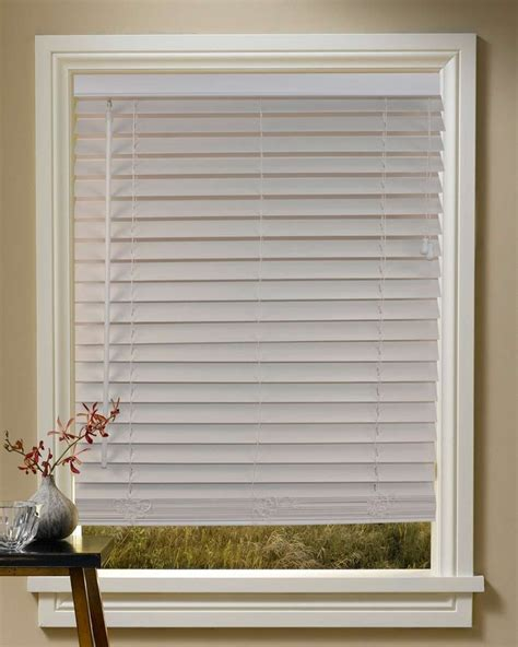 White Blinds Window White Blinds Windows
