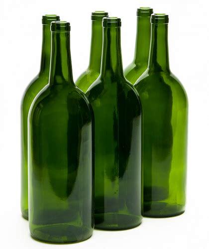6 Liter Wine Bottle by 1 5 Liter Magnum Claret Wine Bottles Green Of 6