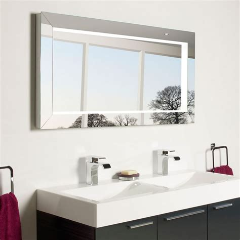 illuminated bathroom mirrors uk roper rhodes affinity illuminated bathroom mirror uk