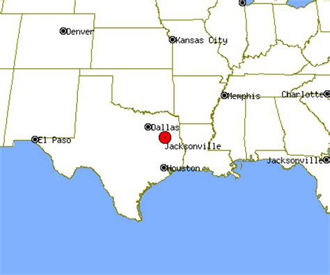 jacksonville texas map jacksonville profile jacksonville tx population crime map