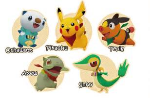 Mystery Dungeon Gates To Infinity Starters Mystery Dungeon By Ash Oshawott On Deviantart