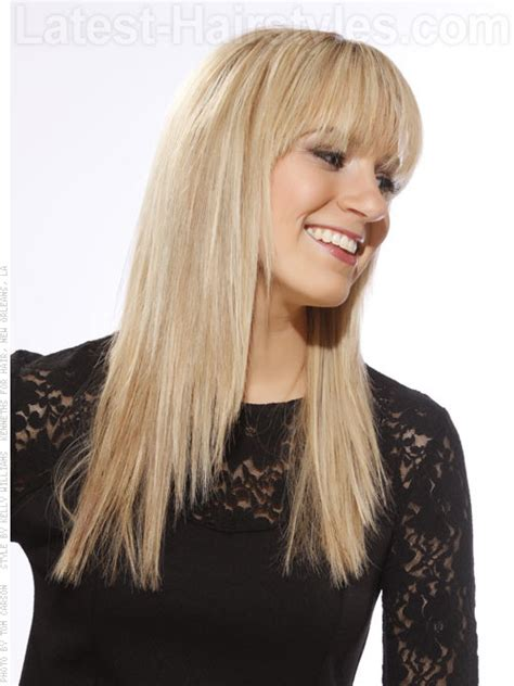 hair thats long in the front and short all around long hair short front mega hairstyles