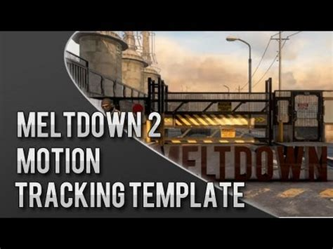 motion track template 3d motion tracking template meltdown 2 black ops 2 by