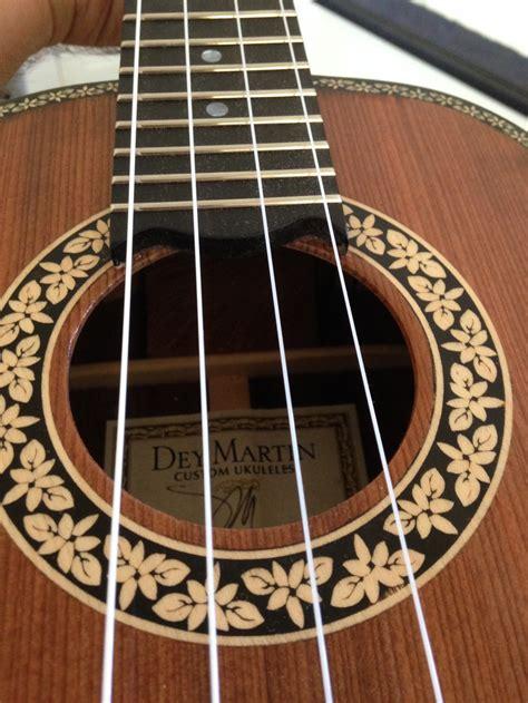 Handmade Ukulele - dey martin guitars handmade custom acoustic guitars