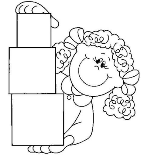 imagenes figuras geometricas para colorear dibujos de animales con figuras geometricas para colorear