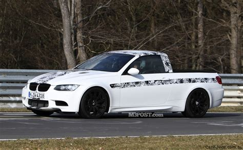 Audi Q7 Ute Takes On Bmw M3 Ute Photos 1 Of 7