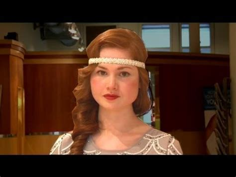do it yourself hairstyles gatsby you tube get great gatsby hair 1920s wave and headband youtube