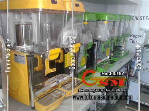 Juice Dispenser Murah dispenser untuk mendinginkan minuman juice toko mesin