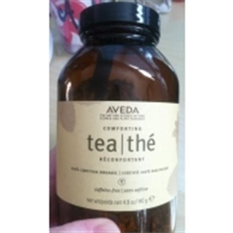 aveda comfort tea aveda comforting tea calories nutrition analysis more