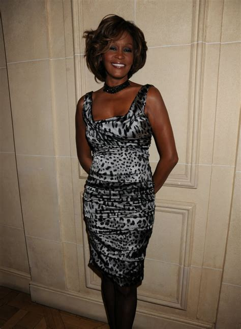 London Meet and Greet #1 - Whitney Houston Official Site