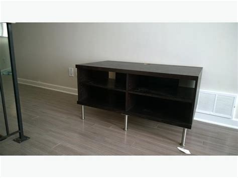 besta ikea legs ikea besta tv with legs black brown central ottawa