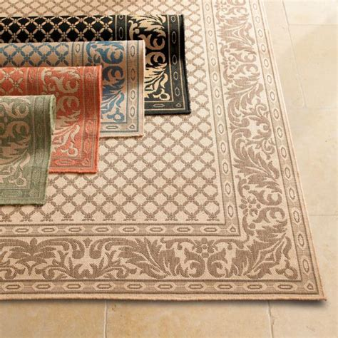 Frontgate Outdoor Rugs Ashworth Outdoor Area Rug Frontgate