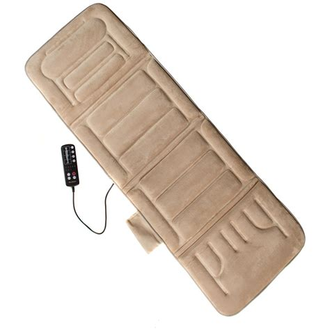 Comfort Products 10 Motor Plush Massage Mat 307428