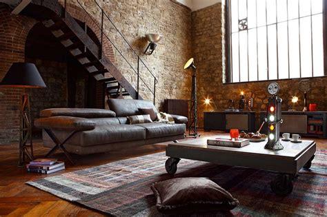 table basse industrielle  idees vintage ou design moderne