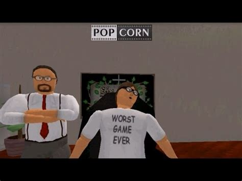 hes dead popcorn mdickie game part