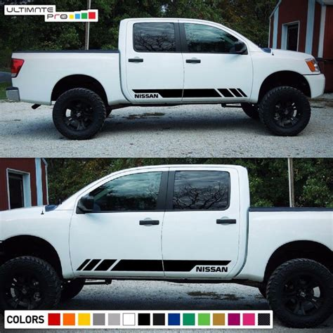 nissan frontier decal nissan stickers parts supply store your 1 resource