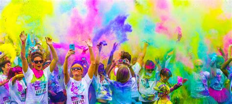 the color run columbus color vibe
