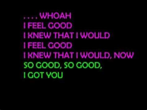 hi dont feel well cortana james brown i feel good hi fi karaoke song youtube