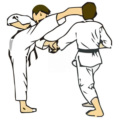 karate clipart karate free vector clip at vectorportal