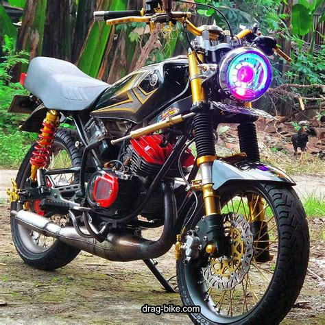 gambar modifikasi motor yamaha king modifikasi yamah nmax