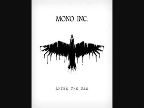 Mono A Place Lyrics In The End Songtext Mono Inc Lyrics