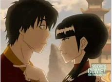 mai and zuko final kiss - YouTube Zuko And Mai Gif