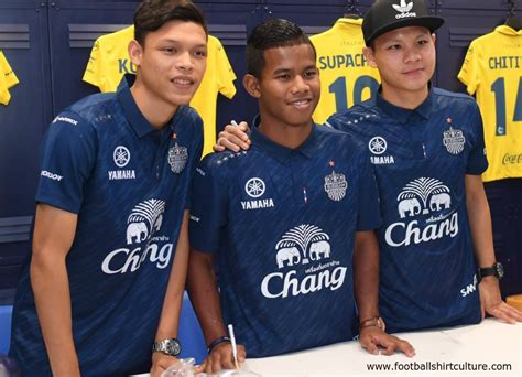 Jersey Buriram Away 2018 buriram united 2018 warrix home kit