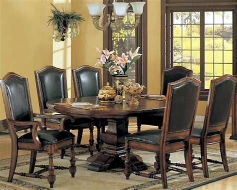 winners only ashford 7 pieces dining room set wo da44872s