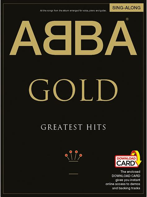 abba gold greatest hits for ukulele books abba gold greatest hits singalong pvg book audio