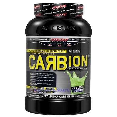 Allmax Liver Detox Review by Allmax Carbion Plus High Performance Carbohydrate Drink