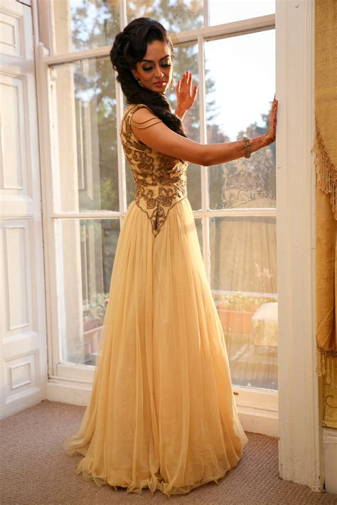 Bridal Wear Gowns by Indian Bridesmaid Dresses Reception Indian